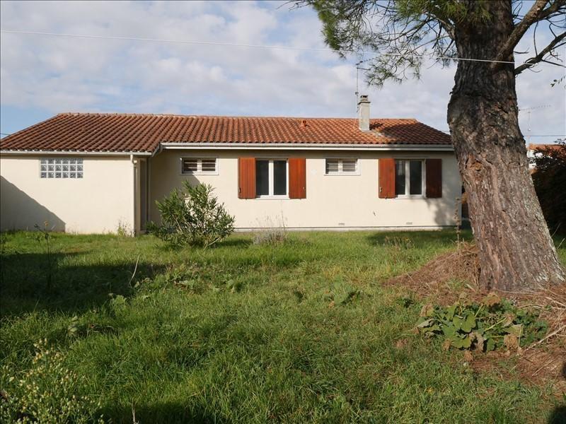 Vente maison / villa La rochelle 163000€ - Photo 1