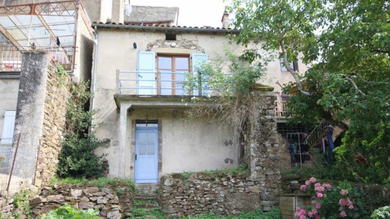 Vente maison / villa Najac 132000€ - Photo 1