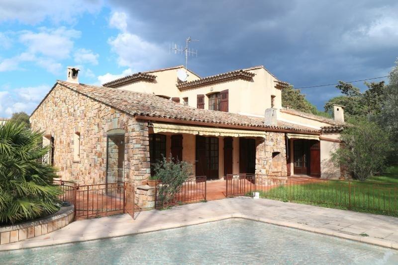 Престижная продажа дом Roquebrune sur argens 589000€ - Фото 3