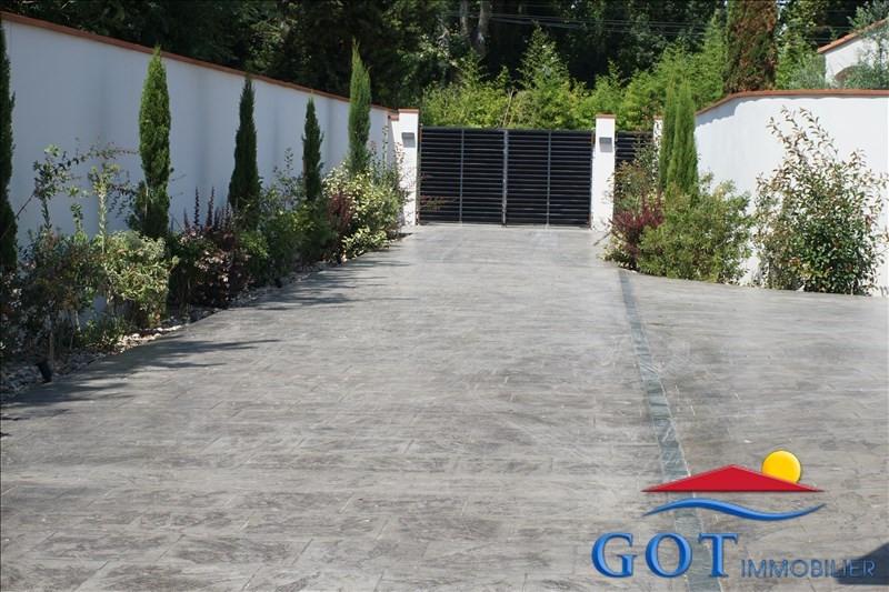 Vente de prestige maison / villa Torreilles 835000€ - Photo 9