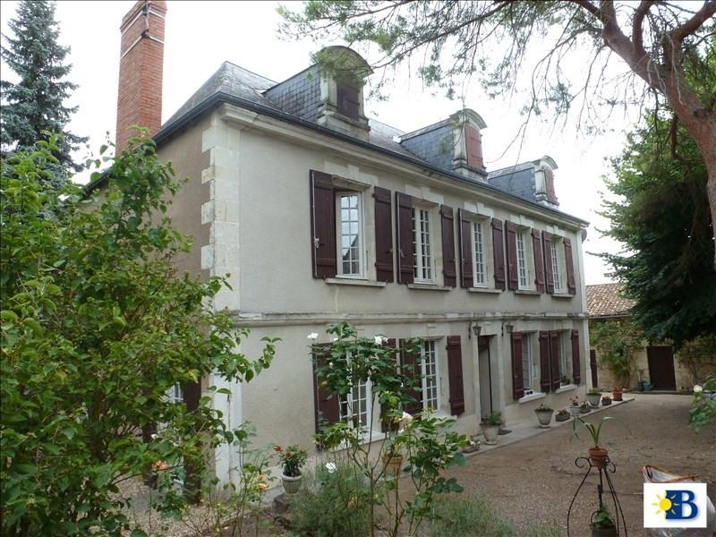 Vente maison / villa Naintre 233200€ - Photo 12
