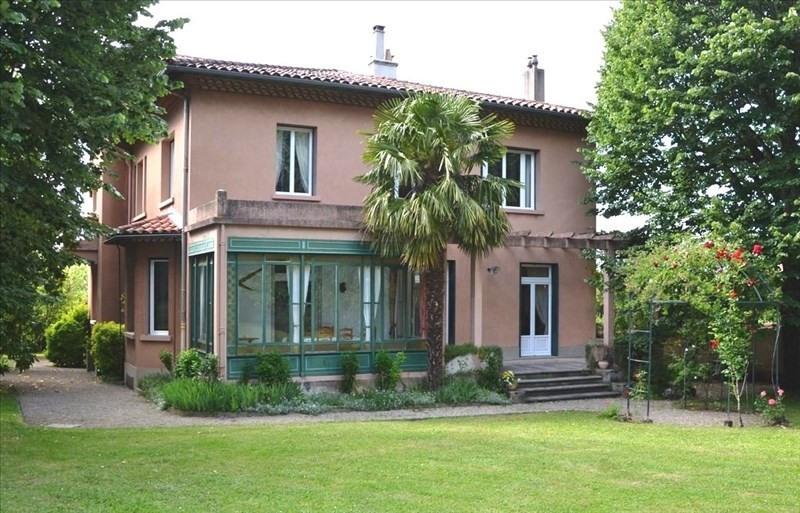 Deluxe sale house / villa Secteur de mazamet 450000€ - Picture 1