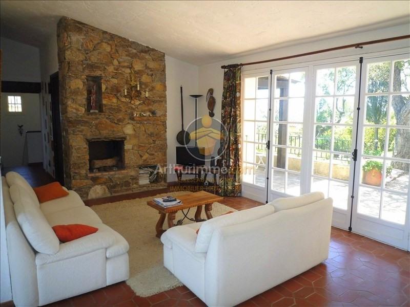 Deluxe sale house / villa Sainte maxime 1060000€ - Picture 5