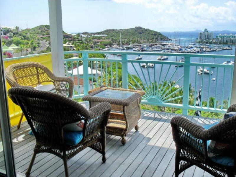 Deluxe sale house / villa St martin 870000€ - Picture 8