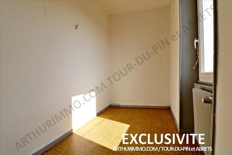 Vente maison / villa La tour du pin 129000€ - Photo 6
