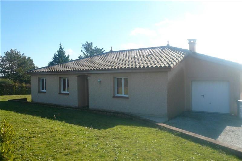 Location maison / villa Caraman 900€ CC - Photo 1