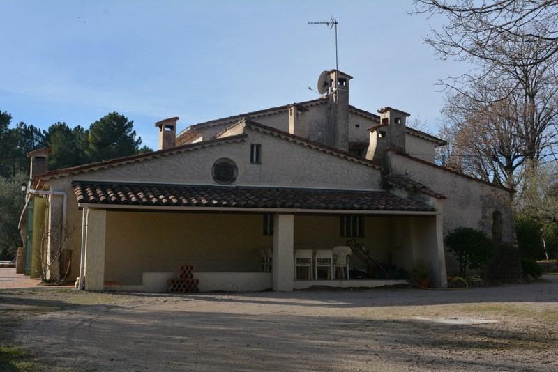 Revenda residencial de prestígio casa Montauroux 470000€ - Fotografia 14