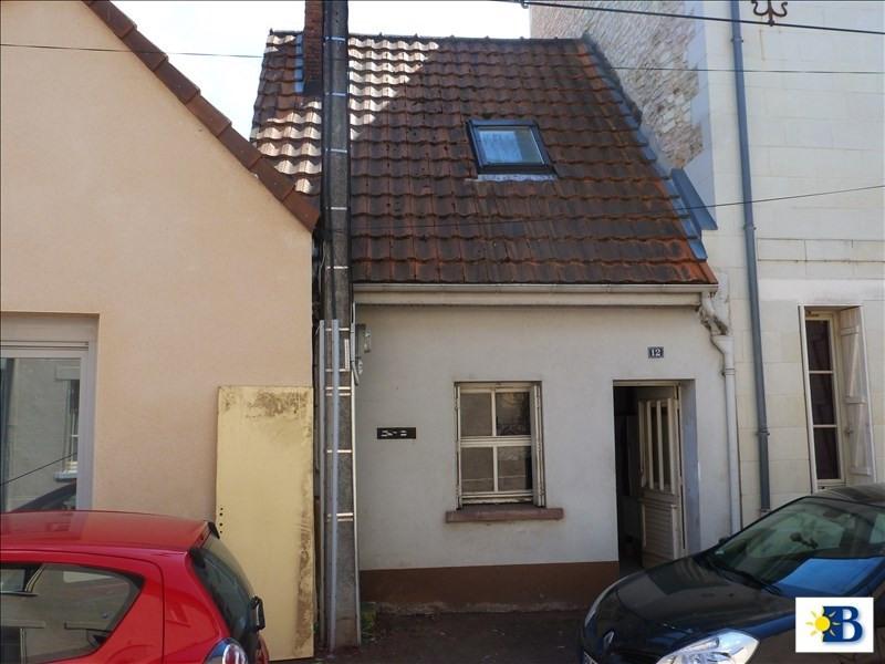 Vente maison / villa Chatellerault 45000€ - Photo 1