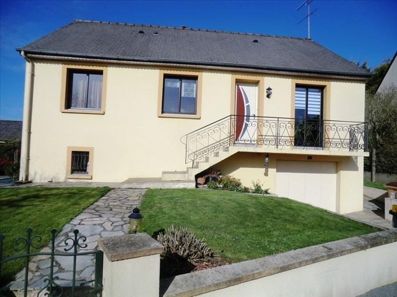 Vente maison / villa Luitre 145600€ - Photo 1