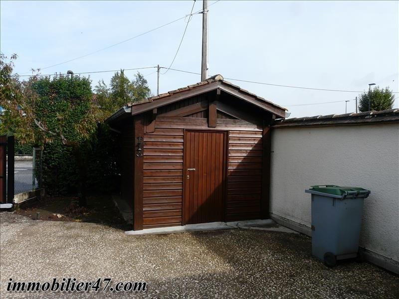 Vente maison / villa Ste livrade sur lot 124000€ - Photo 15