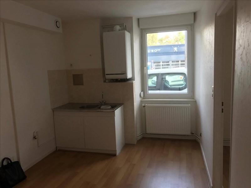 Verkoop  appartement Pont de roide 65000€ - Foto 2