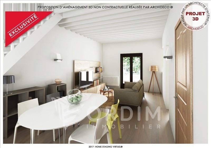 Sale house / villa Appoigny 136000€ - Picture 1