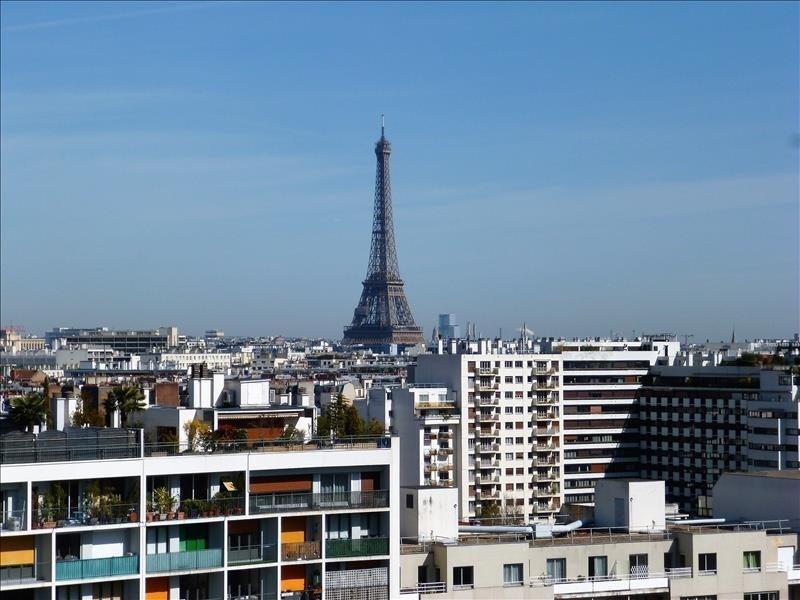 Vermietung wohnung Paris 15ème 1580€ CC - Fotografie 1