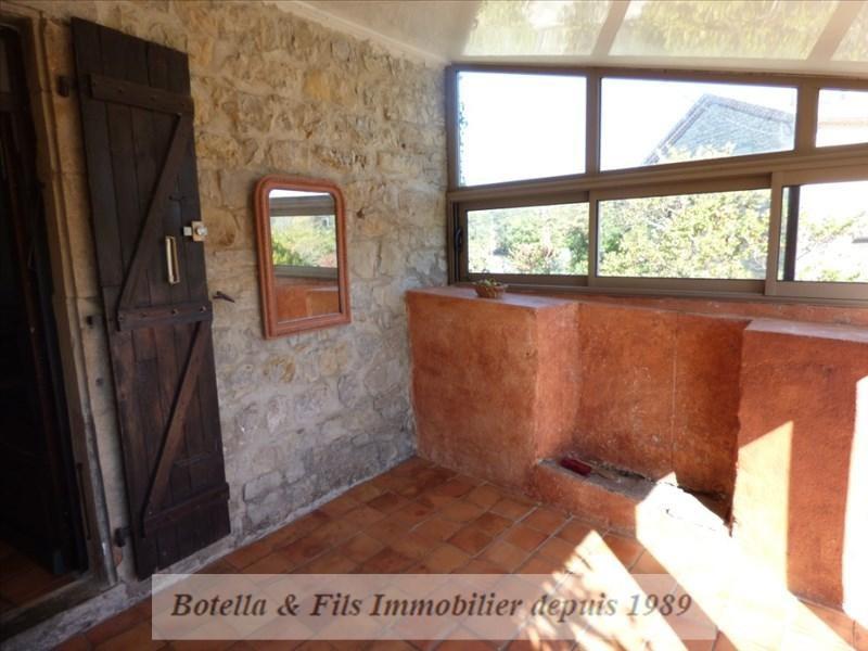 Venta  casa Barjac 146000€ - Fotografía 5