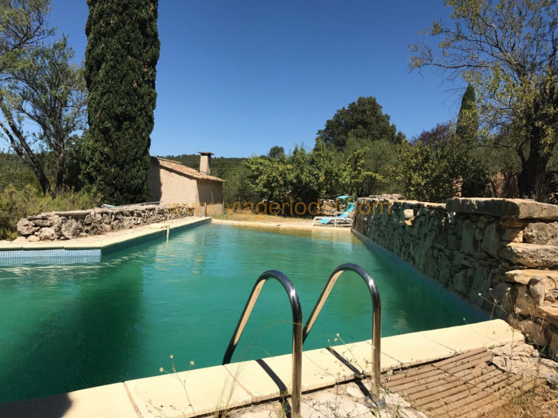 Life annuity house / villa Correns 450000€ - Picture 1