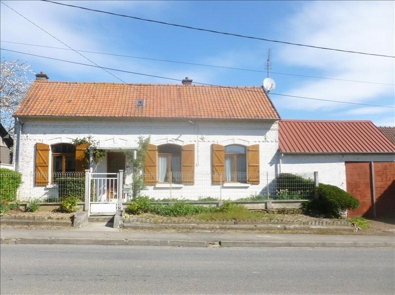Vente maison / villa Peronne 75000€ - Photo 1
