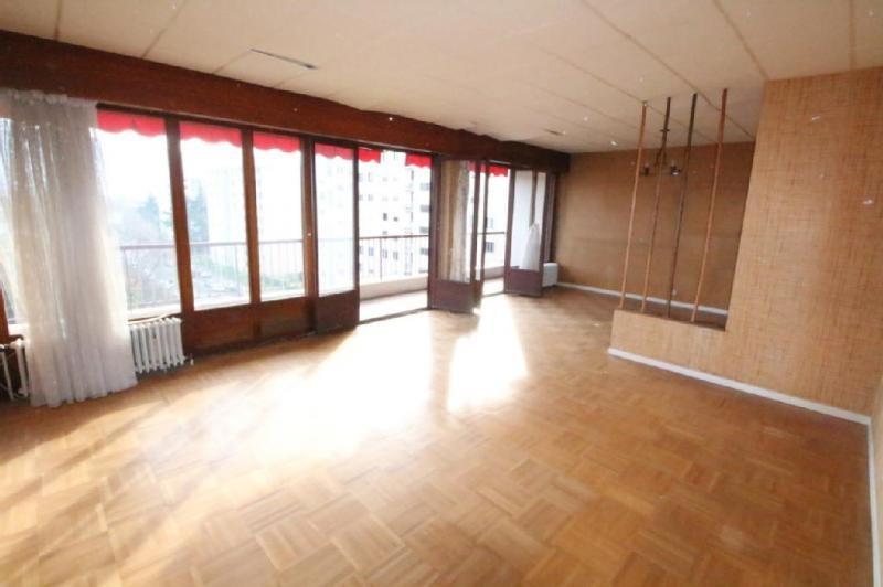 Vente appartement Echirolles 158000€ - Photo 2