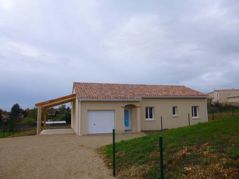 Rental house / villa Montamise 736€ CC - Picture 1