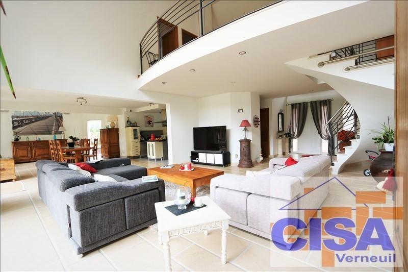 Vente maison / villa Cinqueux 499000€ - Photo 1