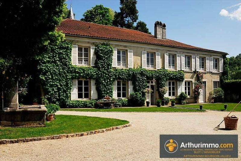 Deluxe sale house / villa Bourgoin jallieu 1 280 000€ - Picture 2