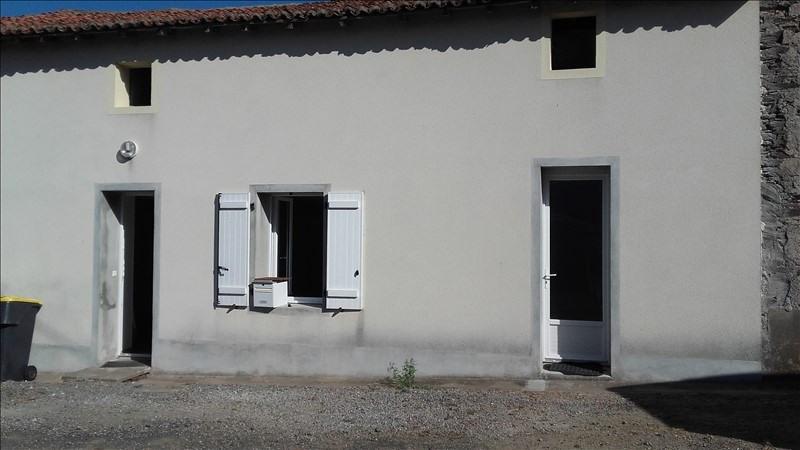Location maison / villa Chaudron en mauges 360€ CC - Photo 3