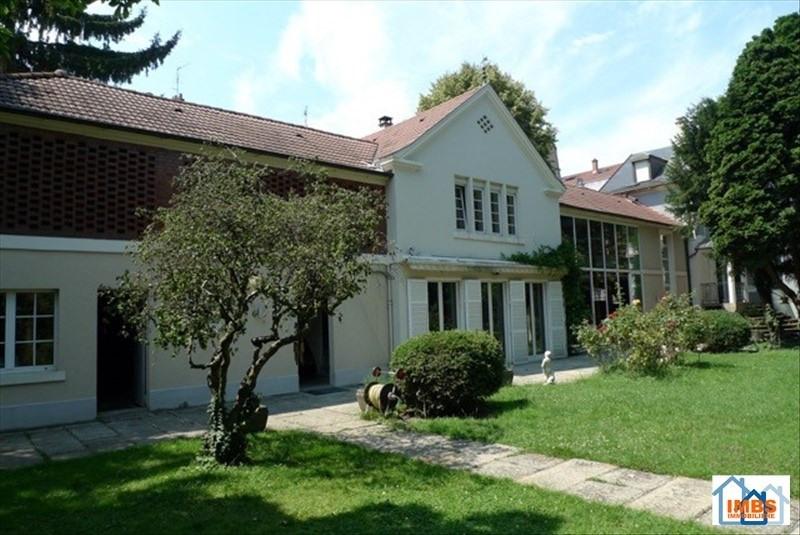 Vente maison / villa Mulhouse 550000€ - Photo 1