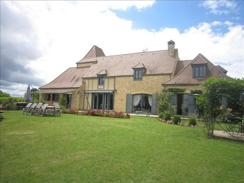 Deluxe sale house / villa Vitrac 995 000€ - Picture 1