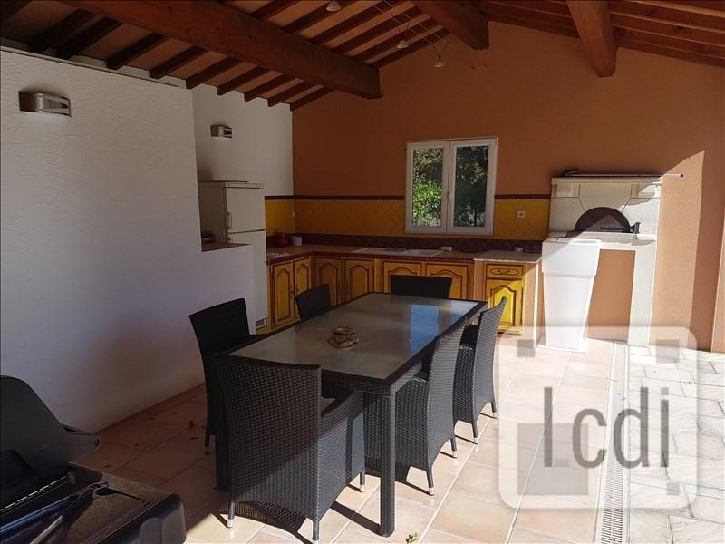 Vente de prestige maison / villa Montelimar 579000€ - Photo 4