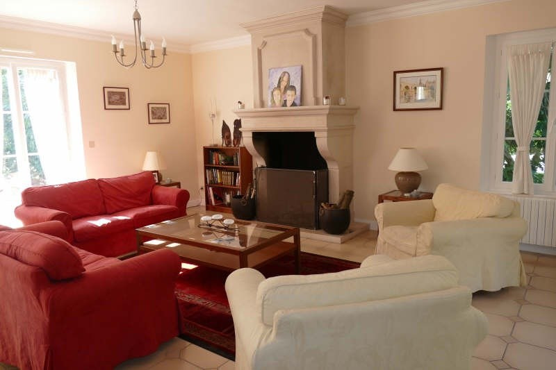 Deluxe sale house / villa Lamorlaye 609000€ - Picture 3