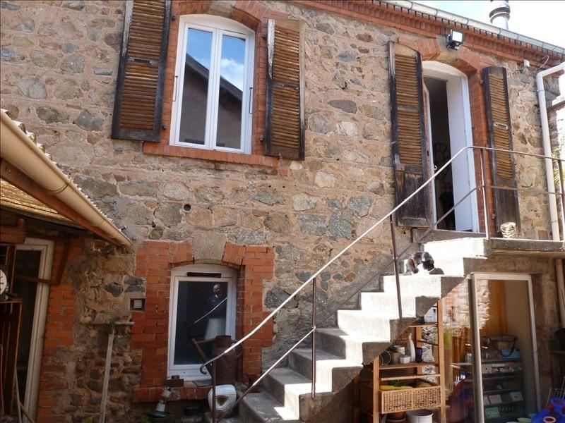 Vente maison / villa St alban les eaux 140000€ - Photo 6