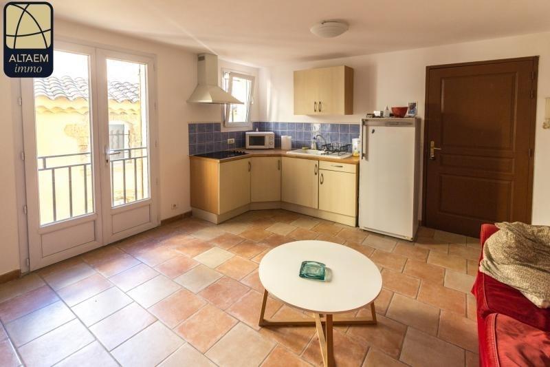 Vente appartement Grans 119000€ - Photo 1