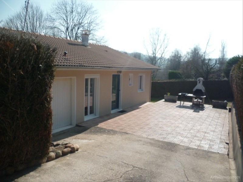 Vente maison / villa Roybon 194000€ - Photo 1