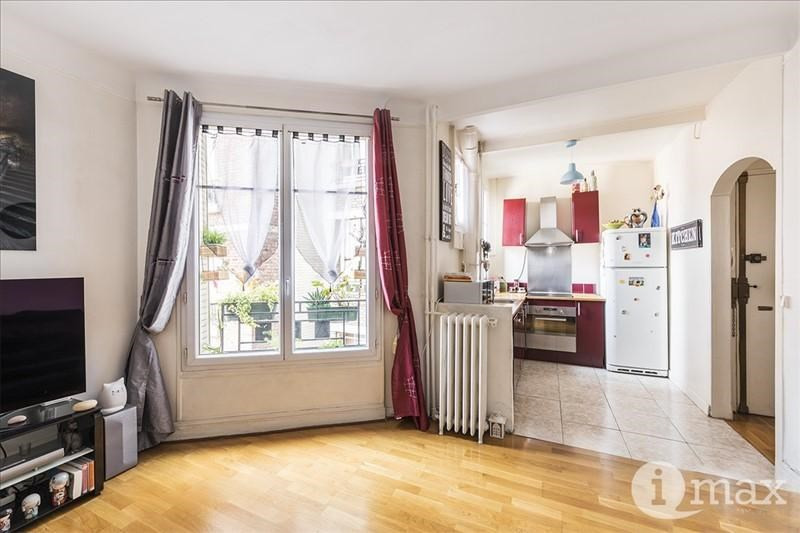 Vente appartement Asnieres sur seine 310000€ - Photo 2