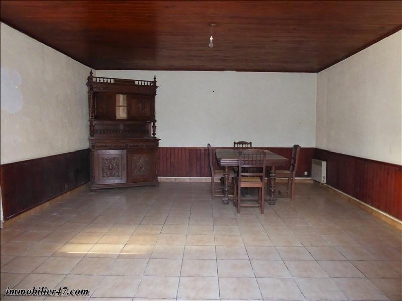 Vente maison / villa Aiguillon 69900€ - Photo 2