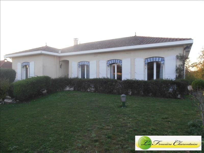 Sale house / villa Fléac 213465€ - Picture 1