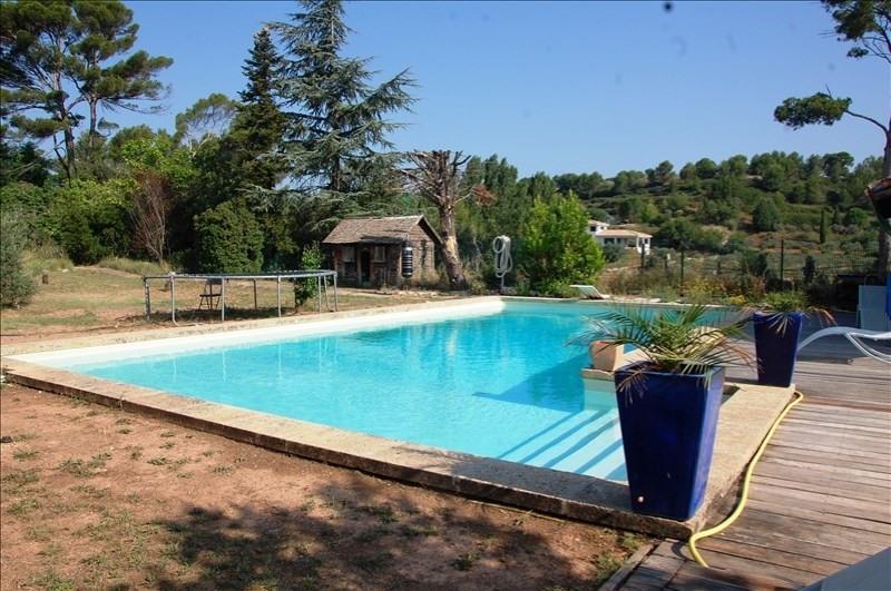 Vente de prestige maison / villa Meyreuil 749000€ - Photo 5