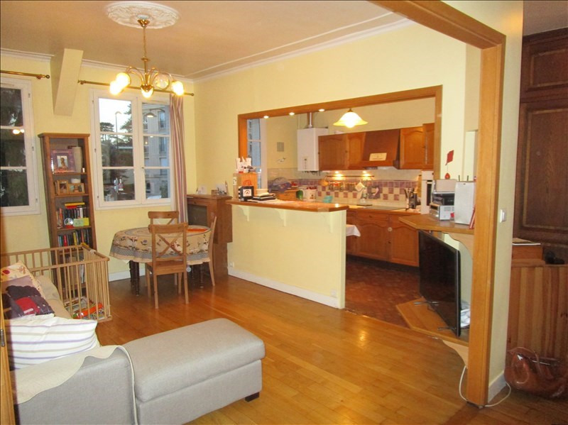 Vente appartement Versailles 360000€ - Photo 2