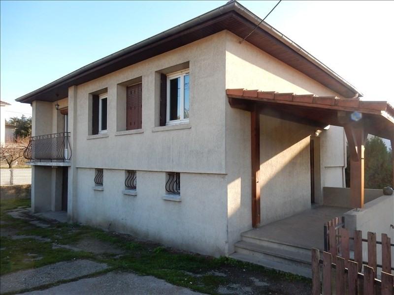 Vendita casa Le peage de roussillon 105000€ - Fotografia 1