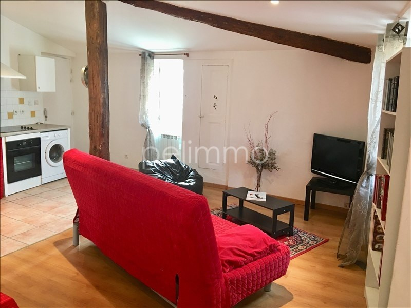 Vente appartement St chamas 132000€ - Photo 1