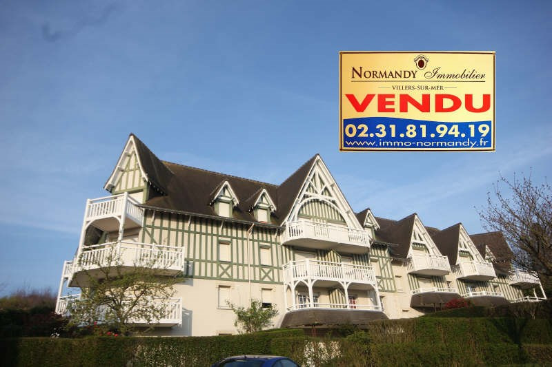 Vente appartement Villers sur mer 191700€ - Photo 1