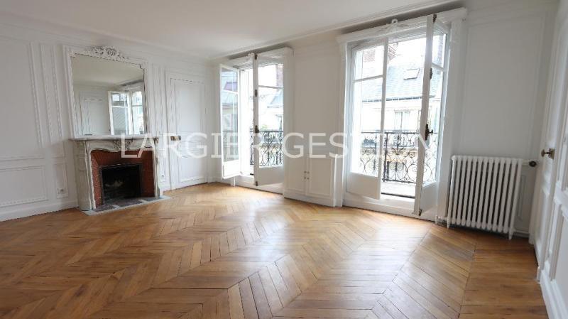 Location appartement Paris 17ème 3800€ CC - Photo 1