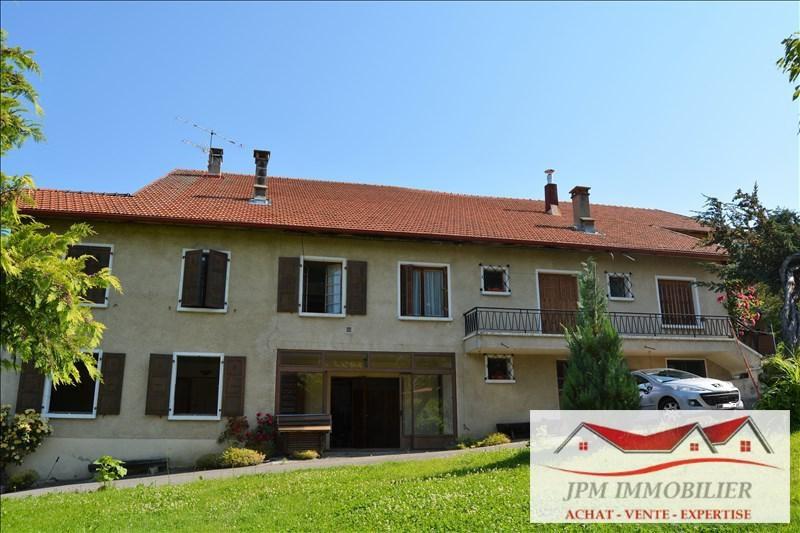 Vente maison / villa Chatillon sur cluses 373500€ - Photo 1