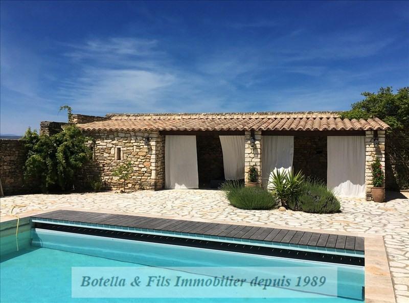 Vente de prestige maison / villa St paulet de caisson 825000€ - Photo 10