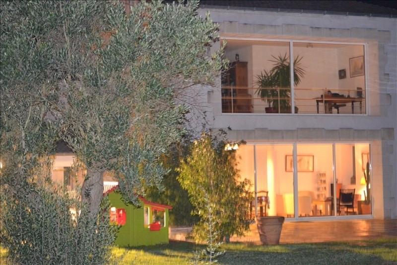 Verkauf von luxusobjekt haus Medis 559600€ - Fotografie 1