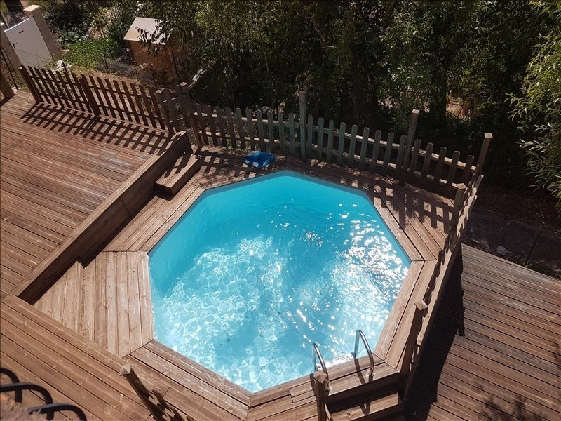 Sale house / villa Cuges les pins 420 000€ - Picture 1