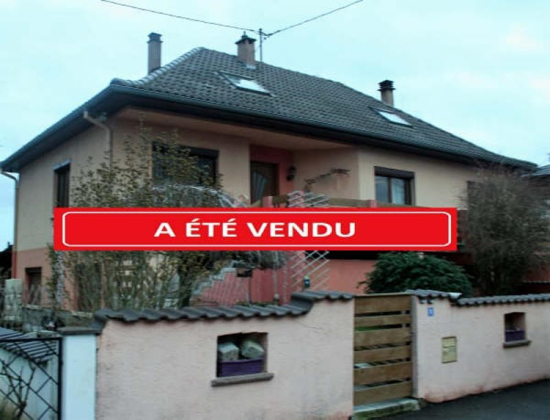 Vente maison / villa Kirchheim 325 000€ - Photo 1