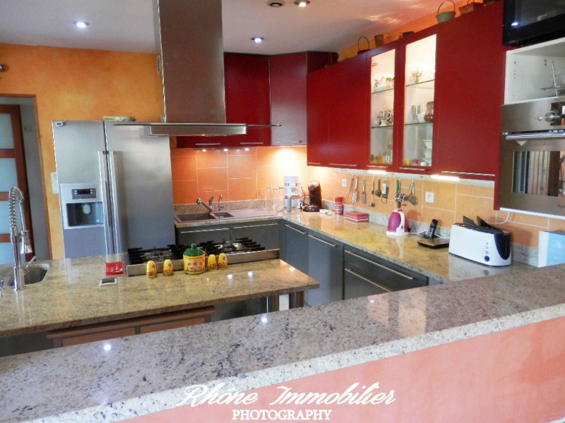 Vente de prestige maison / villa Decines charpieu 799000€ - Photo 7