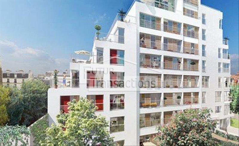 Produit d'investissement appartement Paris 10ème 331000€ - Photo 1