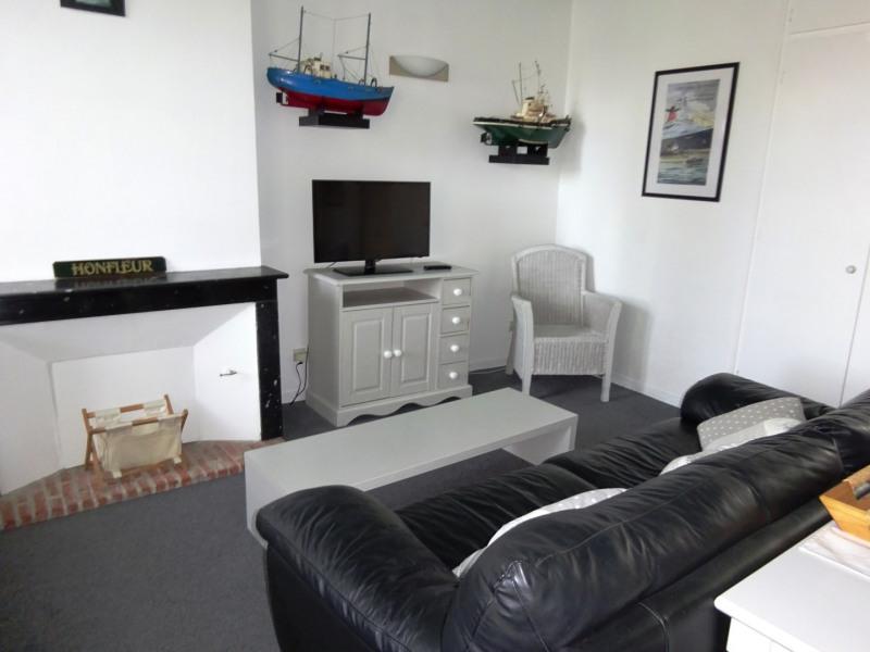 Rental apartment Honfleur 595€ CC - Picture 1