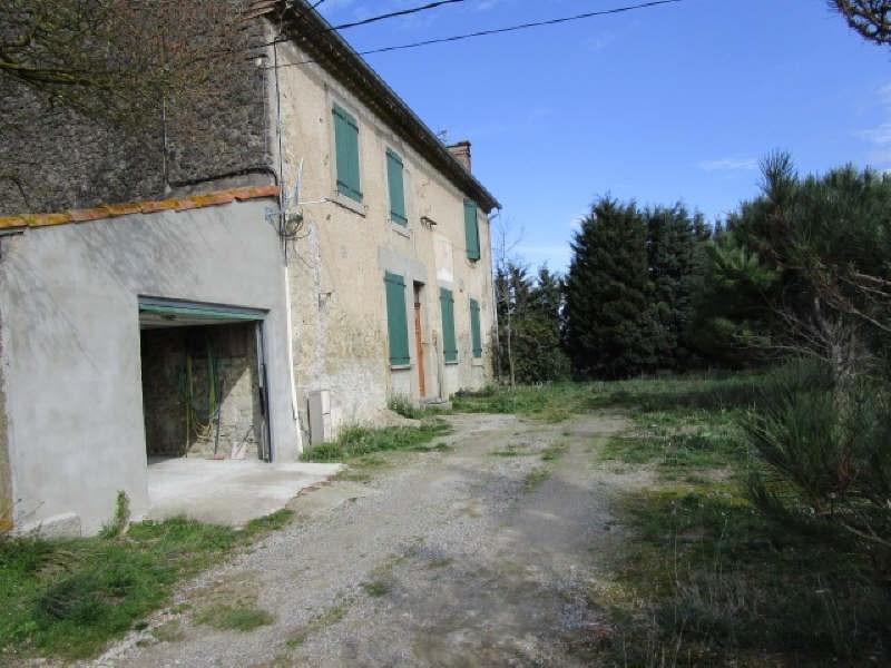 Location maison / villa Alzonne 710€ CC - Photo 1